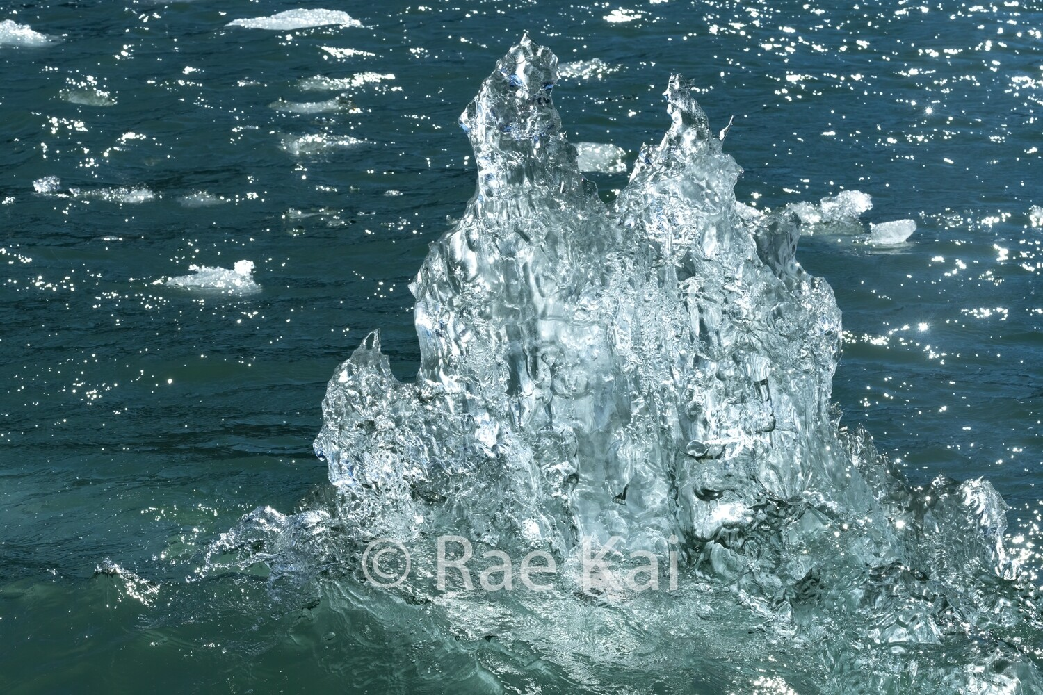 Ice Castle-Traditional Photo