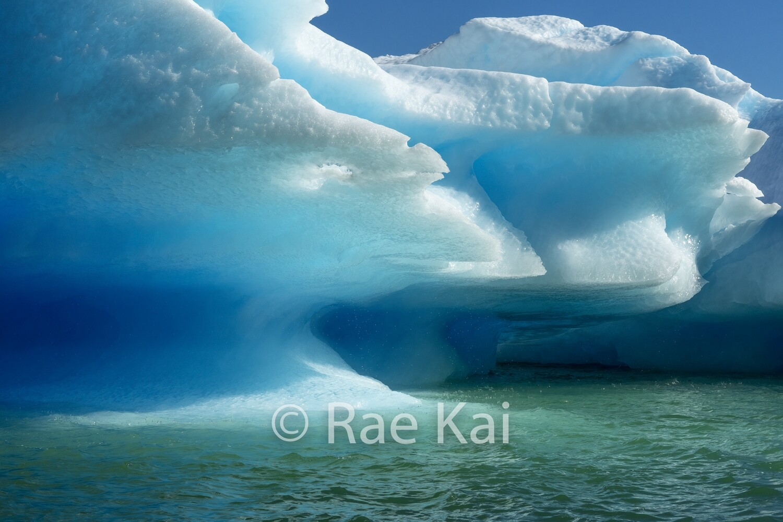 Rising Iceberg-Traditional Photo