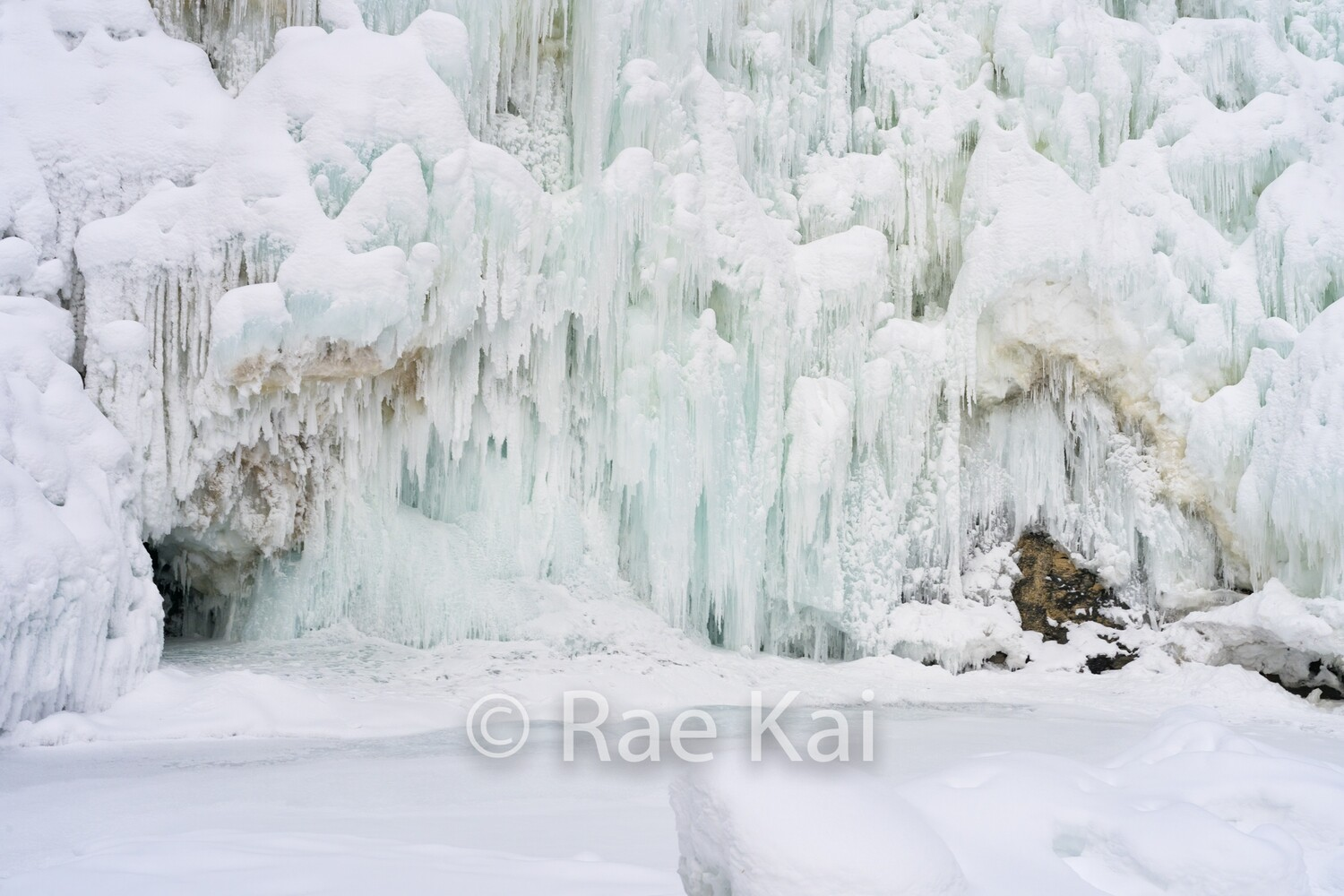 Suspended Ice-Traditional Photo