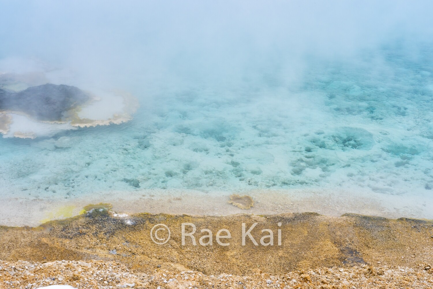 Thermal Pool-Traditional Photo
