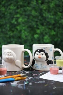 Mug Penguin Animug