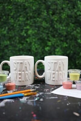 Mug Stay Wierd