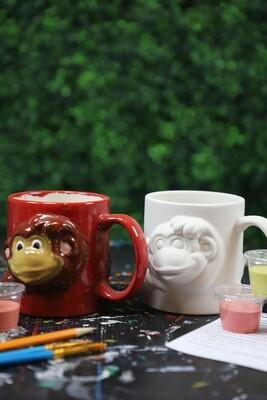 Mug Monkey Animug