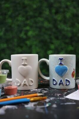 Mug Love Dad