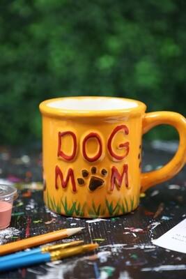 Mug Dog Mom