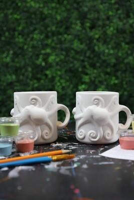 Mug Octopus