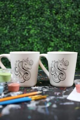 Coloring Book Bisque - Unic Mug