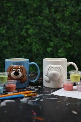 Mug Dog Animug
