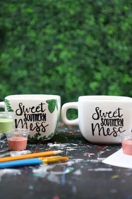 Mug Sweet Southern Mess