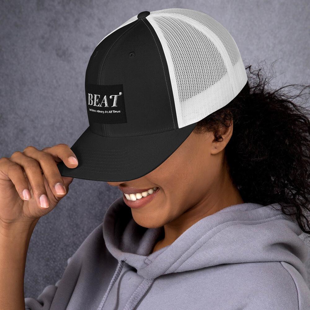 B.E.A.T. Women's Trucker Cap