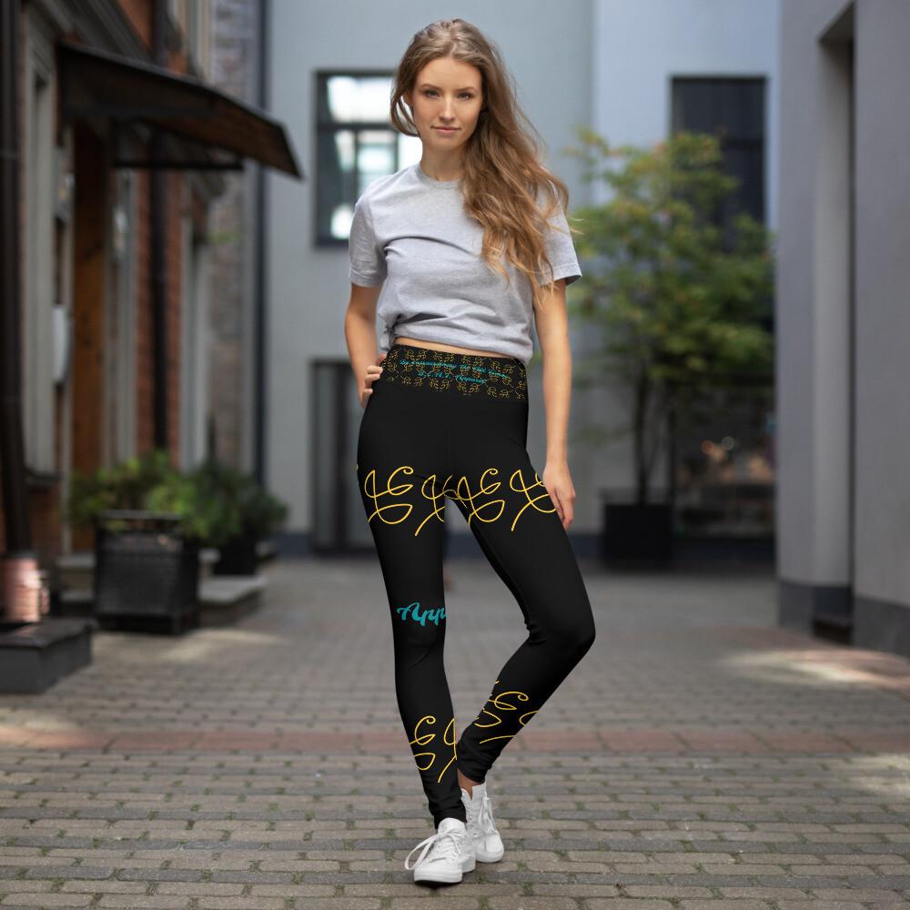 B.E.A.T Yoga Leggings w/ Pocket
