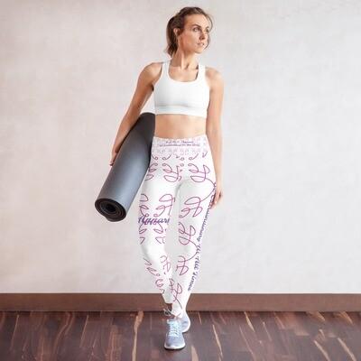 B.E.A.T. Yoga Leggings w/ Pocket