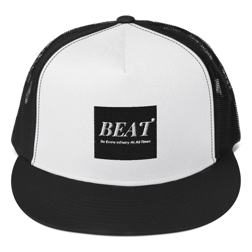 B.E.A.T. Men's Trucker Cap