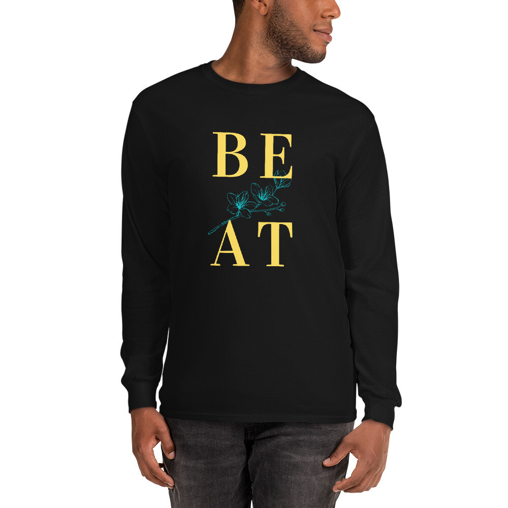 B.E.A.T. Men's Long Sleeve Shirt