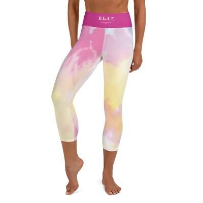 B.E.A.T. Yoga Capri Leggings w/ Pocket