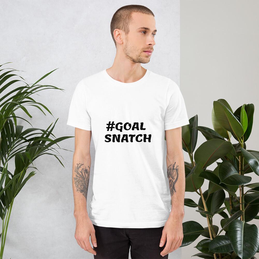B.E.A.T. #GoalSnatch Men's Short-Sleeve T-Shirt