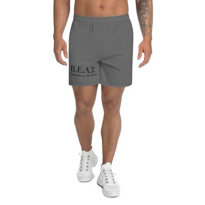 Be Extraordinary At All Times Men's Athletic Shorts