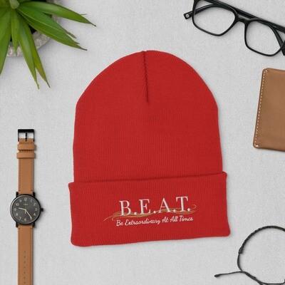 B.E.A.T. Cuffed Beanie