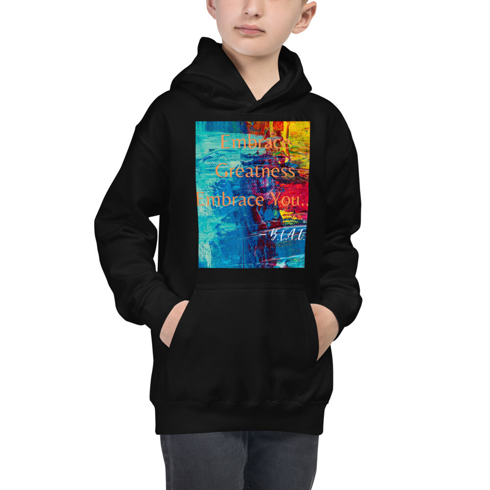 'Embrace You' B.E.A.T. Boys Hoodie