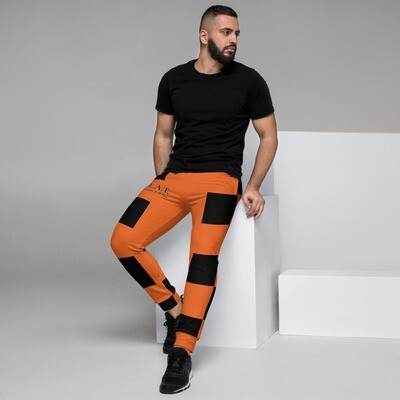 'Be Extraordinary At All Times' Green Wave Men's Joggers
