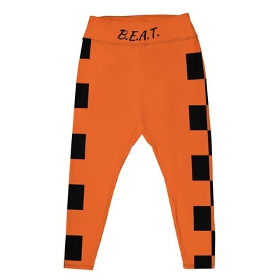 B.E.A.T. 'Established' Plus Size Leggings