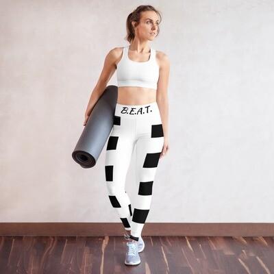 B.E.A.T. 'Established' Yoga Leggings w/ pockets