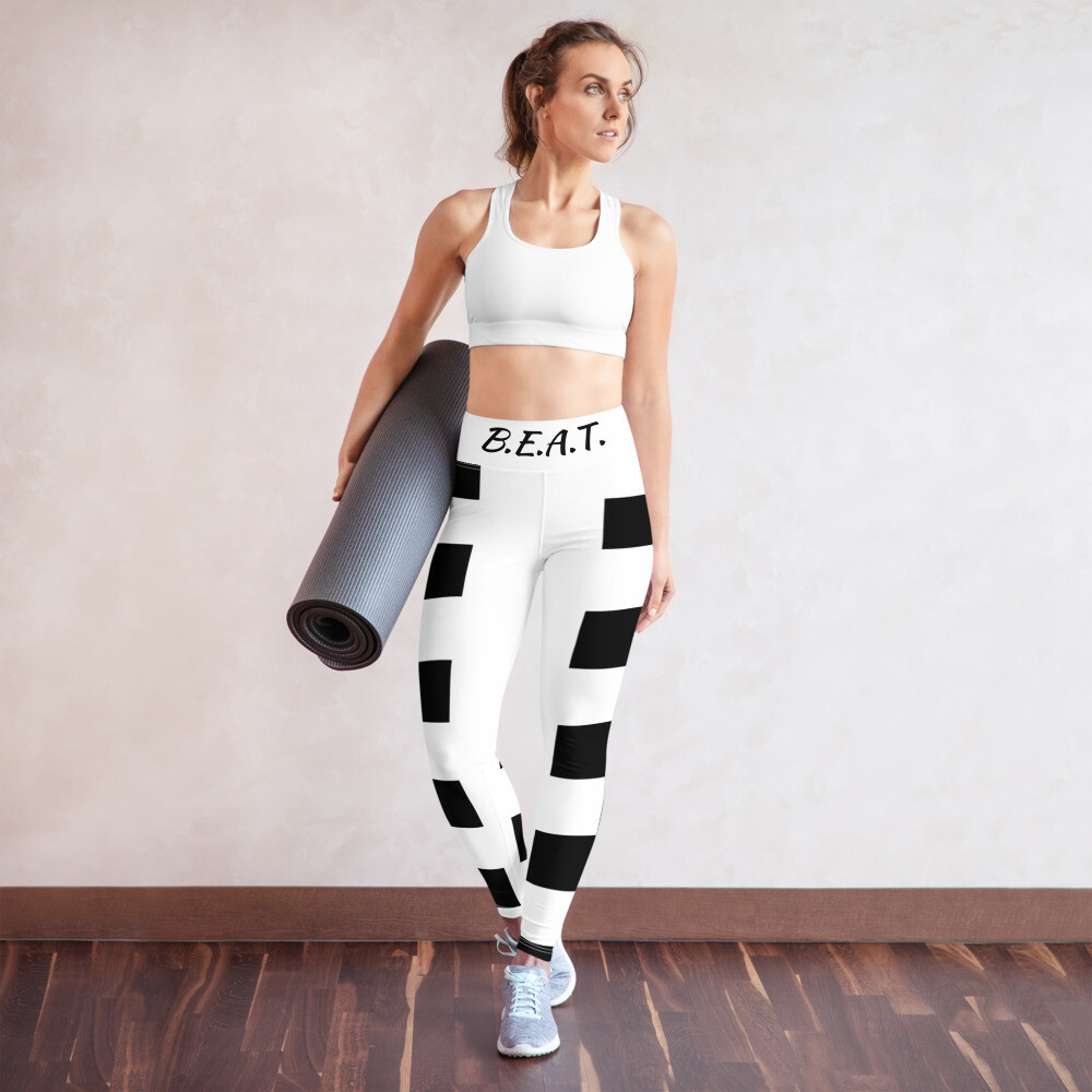 B.E.A.T. 'Established' Yoga Leggings w/ pockets
