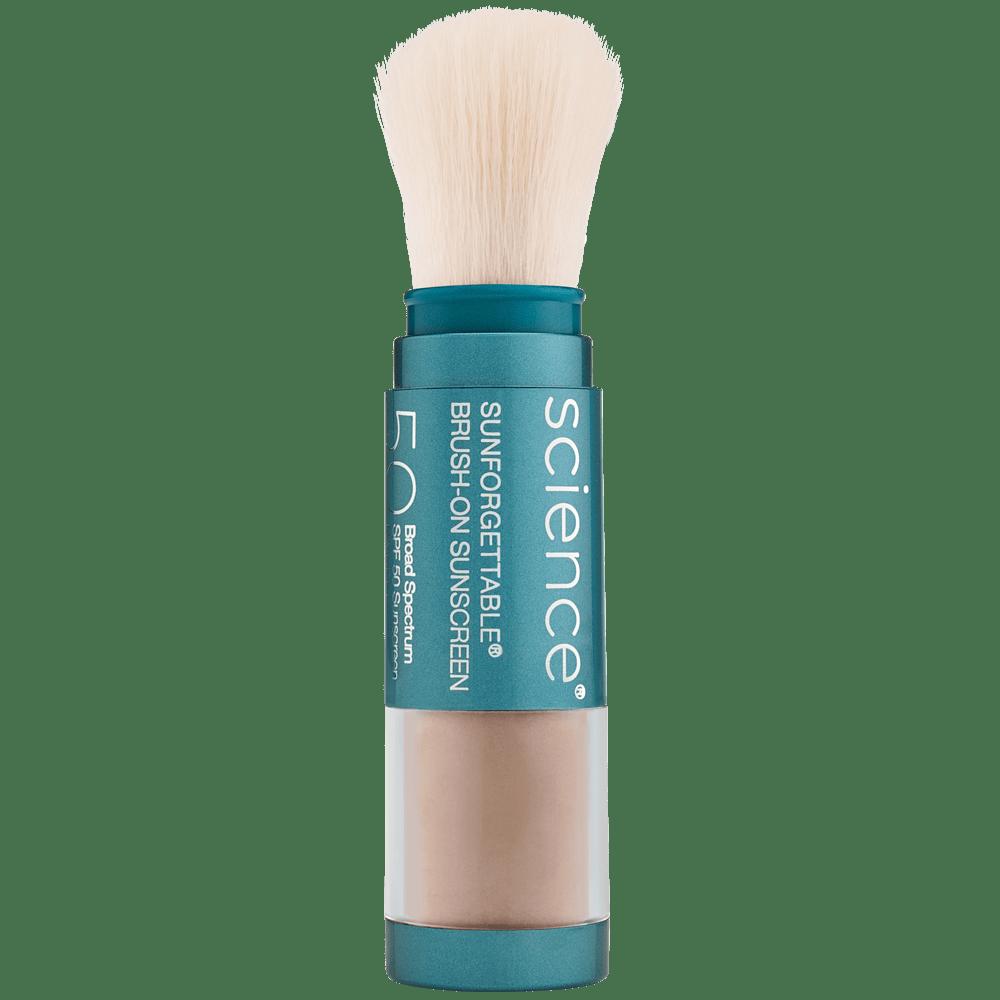 Sunforgettable® Brush-on sunscreen SPF 50 Tan