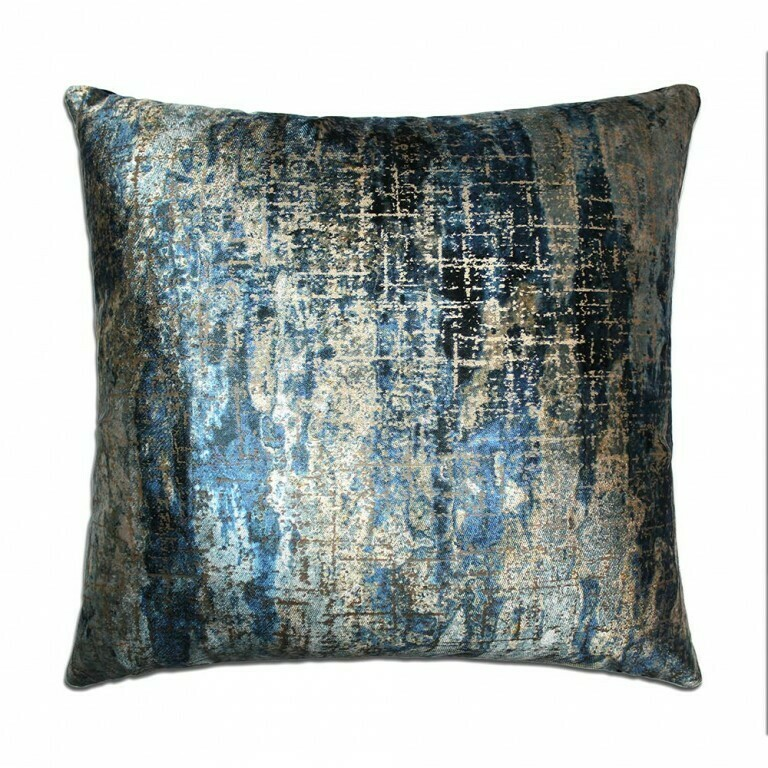 Small feather filled cushions