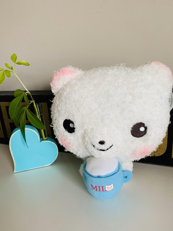 Japan San-X Milk Kuma Bear
