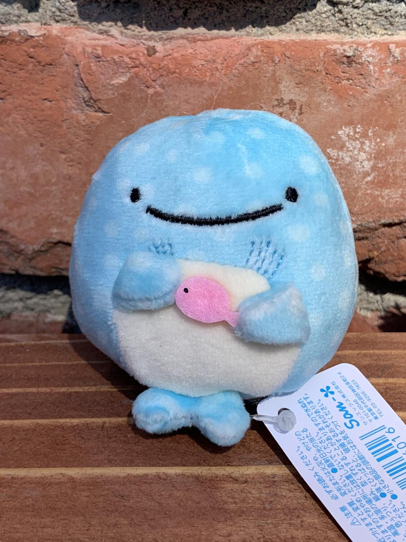 San-X Jinbesan Beanie Plush