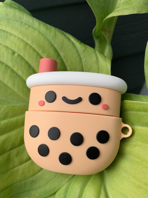 Boba Bubble Tea Chan Airpod Case (Airpod Pro)