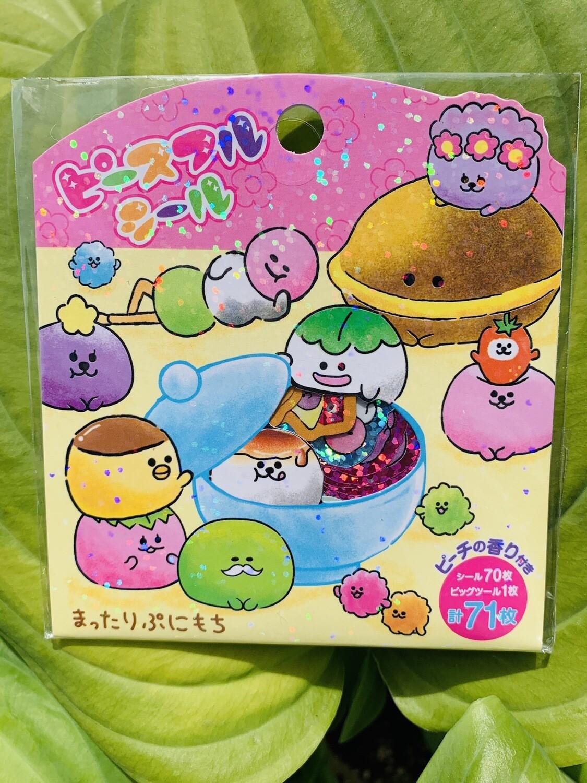 Mind Wave Mochi Sticker Sack