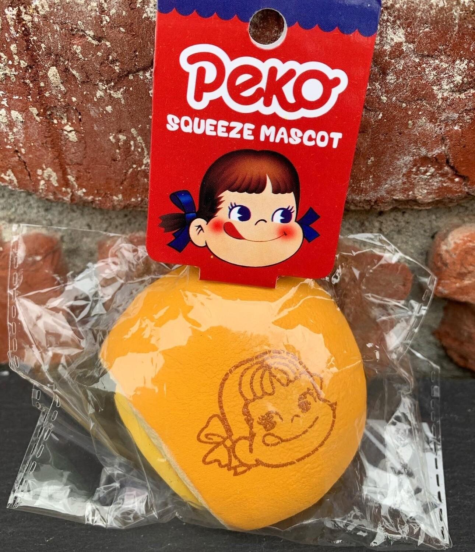 Japan NIC Peko Milky Sweet Bun Squishy