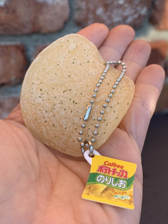 Calbee Potato Chips Keychain