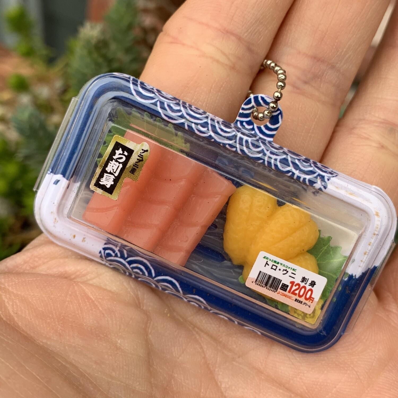 J.Dream Sashimi Miniature Keychain