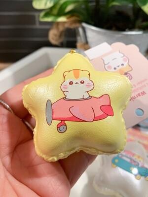 Poli Mini Star Macaron Squishy