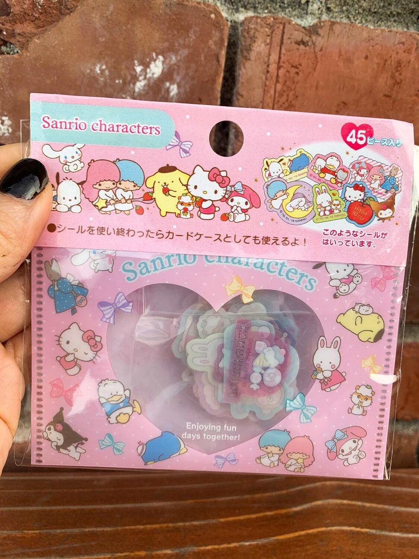 Sanrio Hello Kitty & Friends Sticker Sack