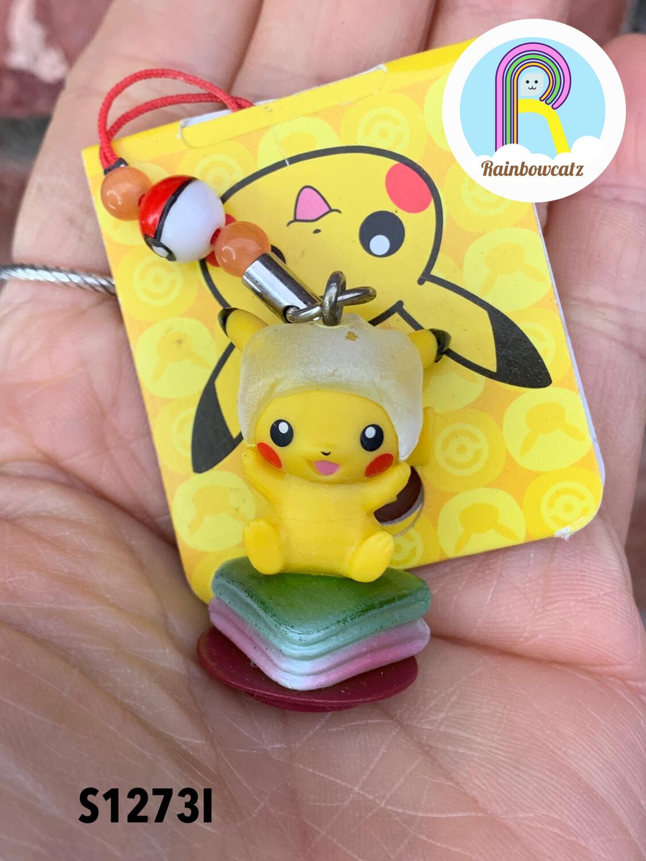 Pokemon Pikachu Charm Strap