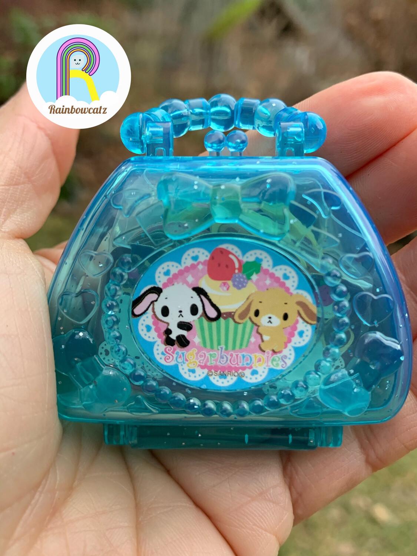 Sanrio SugarBunnies Sticker Sack With Case