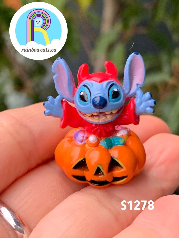 Disney Stitch Figure