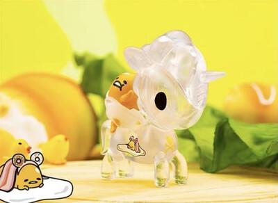 Tokidoki Unicorno X Hello Kitty & Friends Figure (Gudetama)
