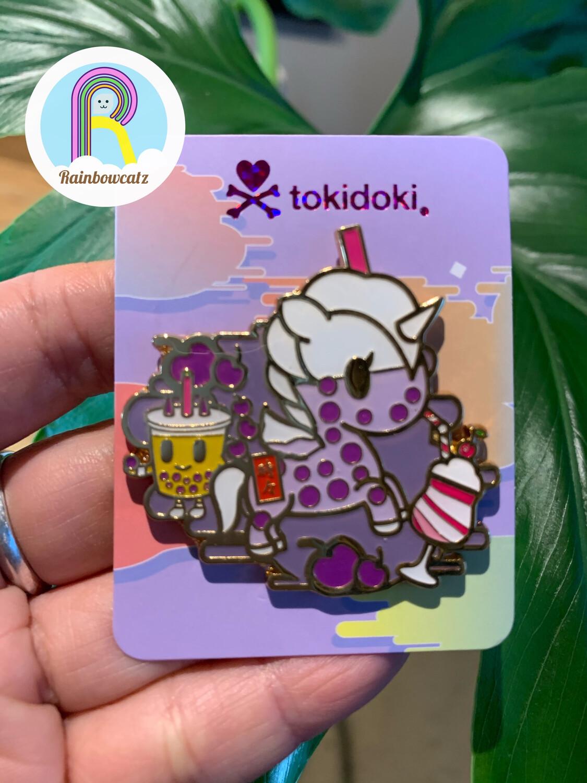 Tokidoki Unicorno Enamel Pin Series 09
