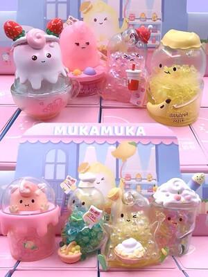 MukaMuka Drink Shop Series 4 Vinyl Figure