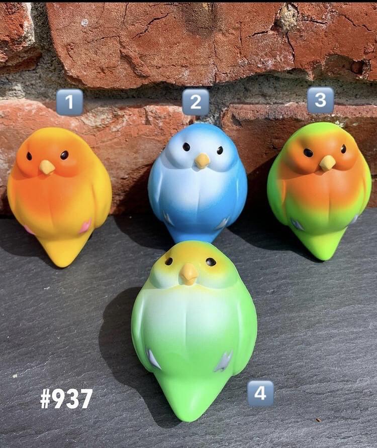 So-Lo Fat Bird Miniature