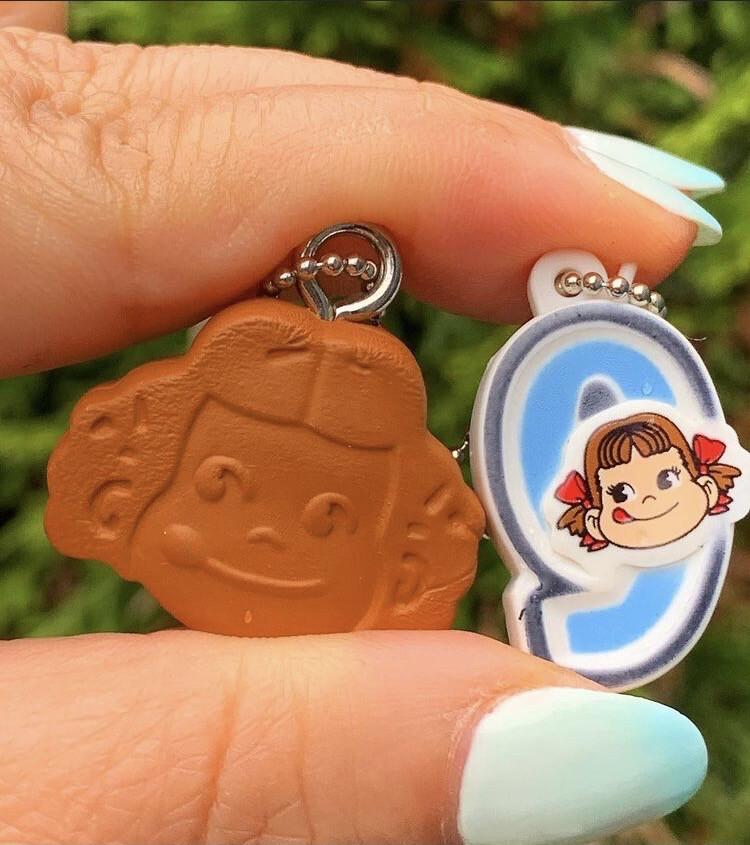 Peko Chan Bakery Charm Keychain #9