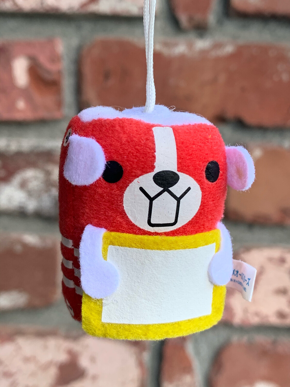 San-X Korokoro Battery Dog Plush Strap