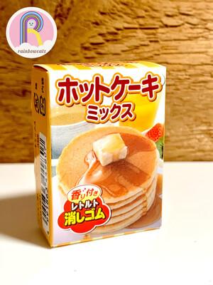 Mini Pancake Eraser Gashapon