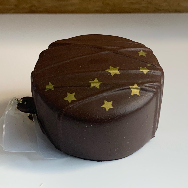 iBloom Mini Sweets Chocolate Sacher Torte Squishy