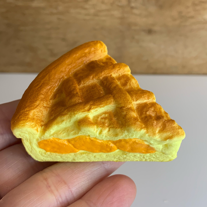 Re-ment Mini Apple Pie Slide Squishy Toy